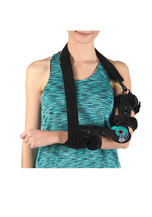 ROM Elbow Support Brace