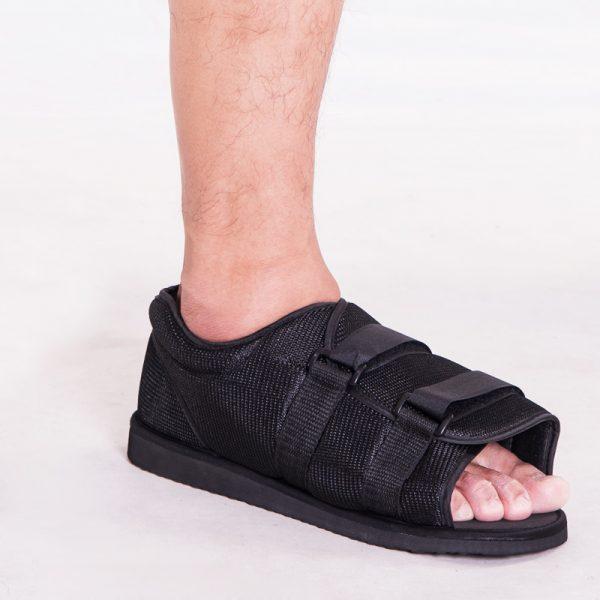 Fuß schuh gebrochener Ultra