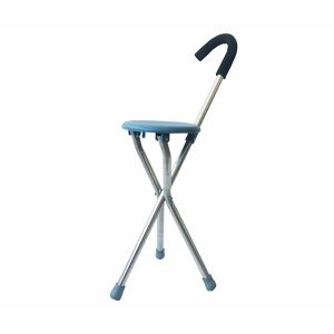 Aluminum Crtutches with chair3