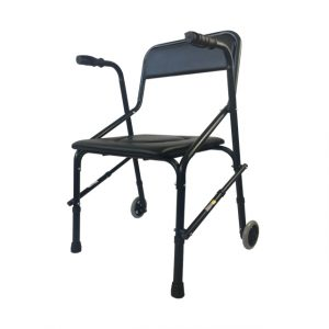 Portable folding toilet chair (4)