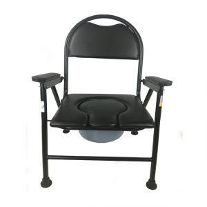 Safety Equipment Portable folding toilet chair (1)