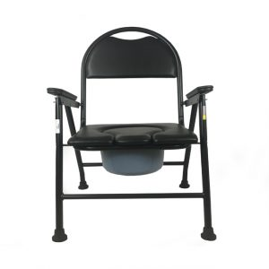Safety Equipment Portable folding toilet chair (2)
